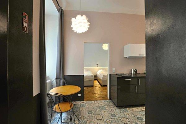 Central Spot Prague Apartments - фото 20