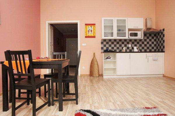 Royal Bellezza Apartments - фото 19