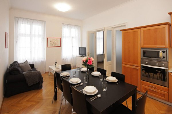 Prague Central Residence - фото 22
