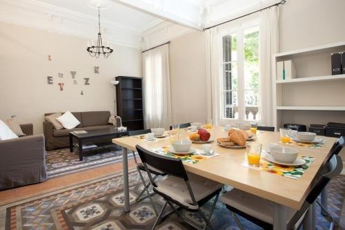 Modernist Apartment Barcelona - фото 22