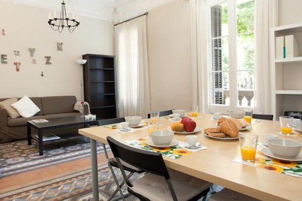 Modernist Apartment Barcelona - фото 1