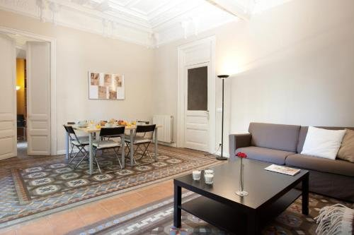 Modernist Apartment Barcelona - фото 17
