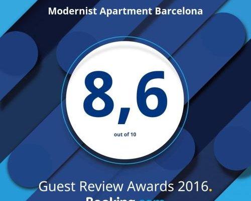 Modernist Apartment Barcelona - фото 2