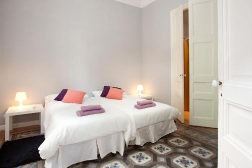 Modernist Apartment Barcelona - фото 21