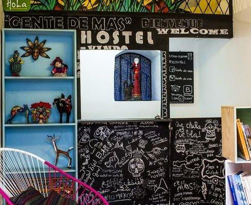 Gente de Mas Hostel - фото 11