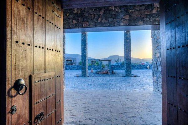 Alila Jabal Akhdar - фото 17