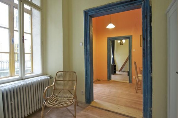Old Town Apartment Caroli - фото 6