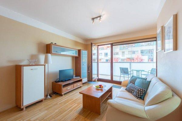 River Diamond Apartment - фото 7