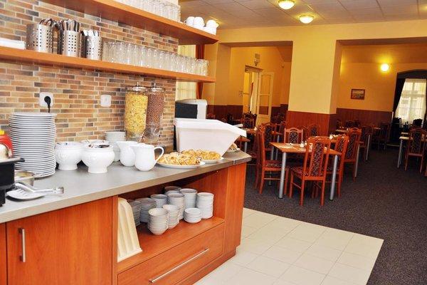 Hotel Zlata Vaha - фото 13