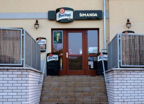Penzion a Restaurace Simanda - фото 22