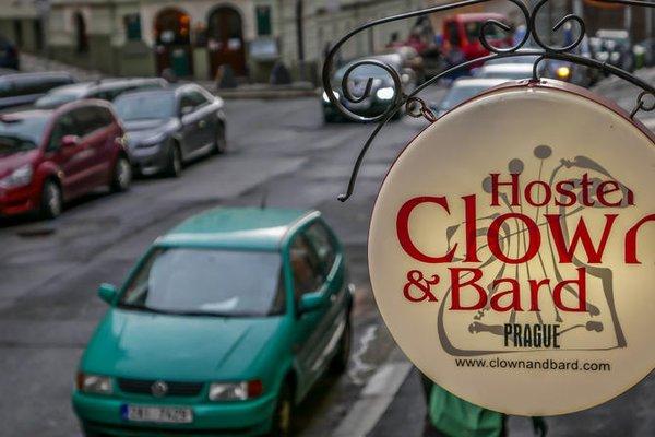 Clown and Bard Hostel - фото 23