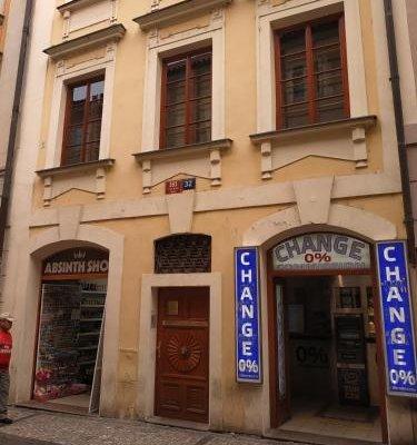 Karlova Prague Apartments - фото 22