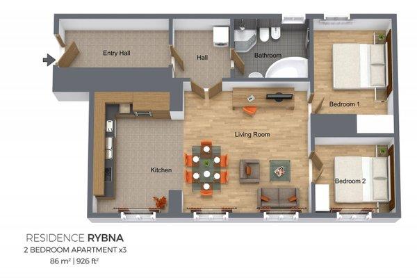Residence Rybna - фото 20