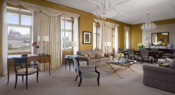 Four Seasons Hotel Prague - фото 4