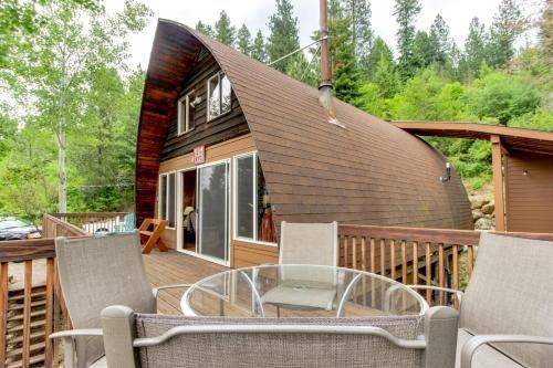 Photo of Cozy Hayden Idaho Lake Cabin