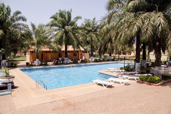 Azalai Hotel 24 de Setembro - фото 7
