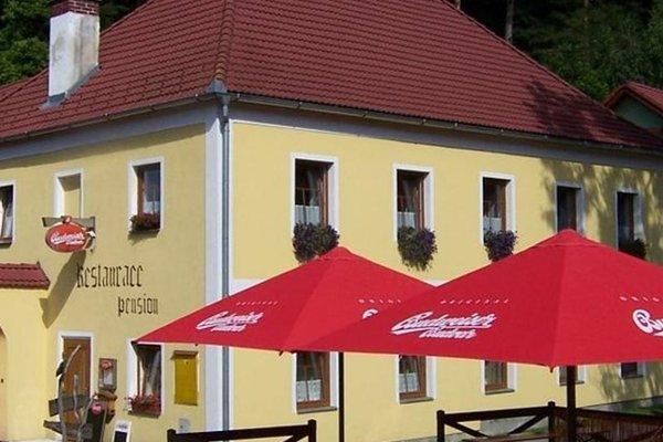 Отель «Penzion Pod Hradem», Нове-Гради