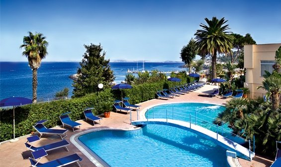 Cristallo Palace Hotel Terme, Казамиччола Терме