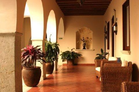 Hotel De La Parra - фото 12
