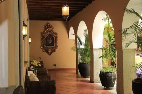 Hotel De La Parra - фото 13