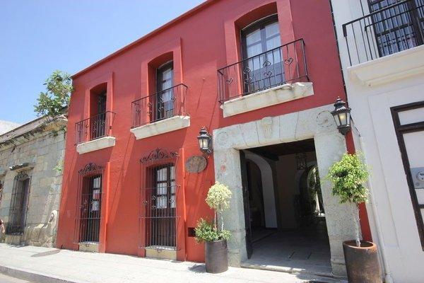 Hotel De La Parra - фото 23