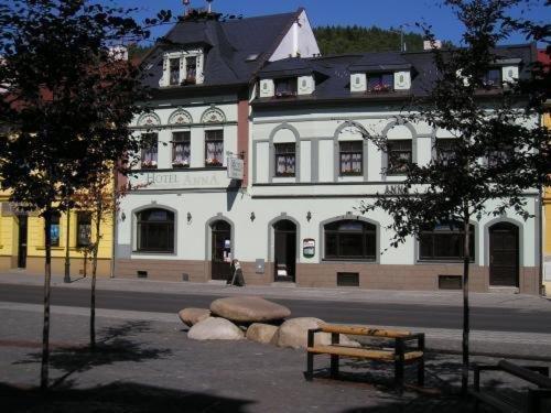 Hotel Anna Nejdek - фото 23