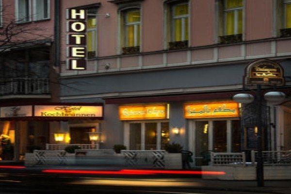 Hotel am Kochbrunnen - фото 16