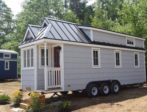 Photo of Tuxbury Pond Camping Resort Tiny House Riley
