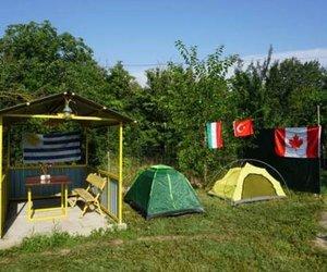 Red Star Camping Tiraspol Moldova