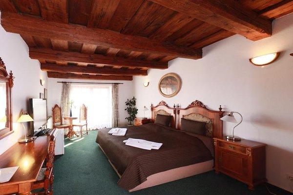 Hotel Zlaty Kohout - фото 1