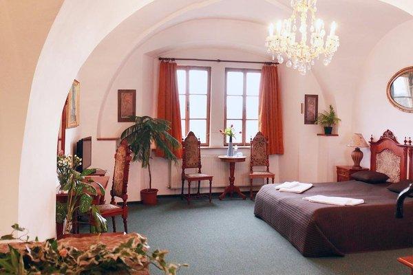 Hotel Zlaty Kohout - фото 10