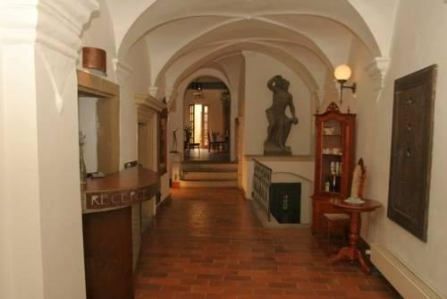 Hotel Zlaty Kohout - фото 11