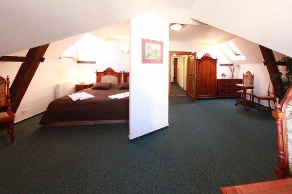 Hotel Zlaty Kohout - фото 12