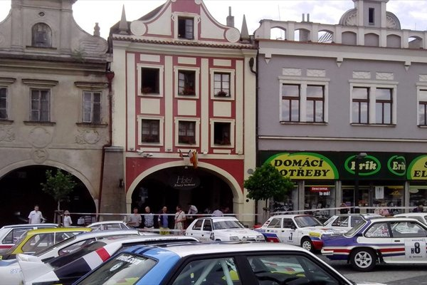 Hotel Zlaty Kohout - фото 20