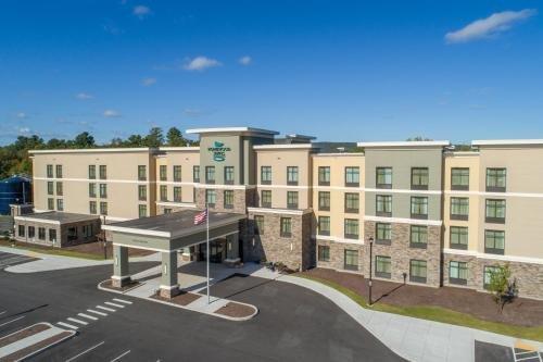 Photo of Homewood Suites by Hilton Boston Marlborough
