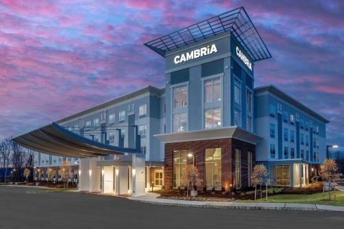 Photo of Cambria Hotel West Orange