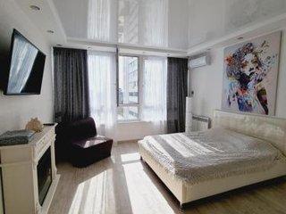 Фото отеля Уютная студия с панораным видом в новом доме