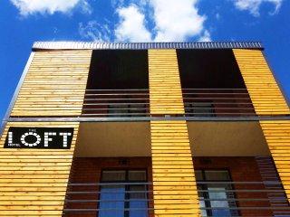 Фото отеля The Loft Hotel - мини апарт-отель в центре города Ейска