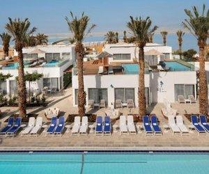 Milos Hotel Dead Sea Ein Bokek Israel
