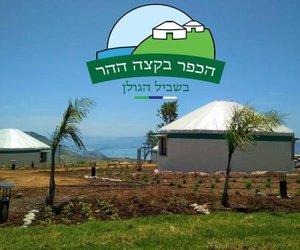 Village on the Cliff 'Ein Gev Israel