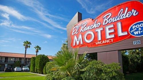 Photo of El Rancho Boulder Motel