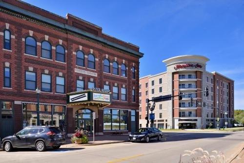Photo of Hampton Inn Cedar Falls Downtown, Ia