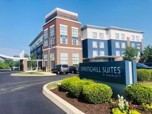 Photo of SpringHill Suites by Marriott Indianapolis Airport/Plainfield
