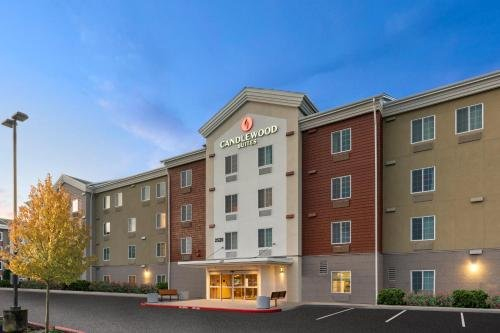 Photo of Candlewood Suites Sumner Puyallup Area, an IHG Hotel