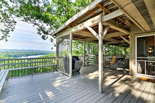 Photo of Hot Springs Home with Lake Views, Pool and Golf Access!