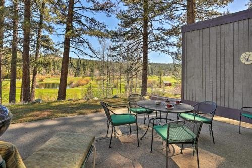 Photo of Quiet Home with Graeagle Meadows Golf Course View!