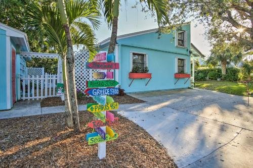 Photo of Tropical Hobe Sound Cottage Less Than 2 Mi From the Beach