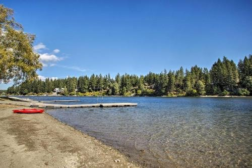 Photo of The Lake House in Rathdrum with Beach and Fire Pit