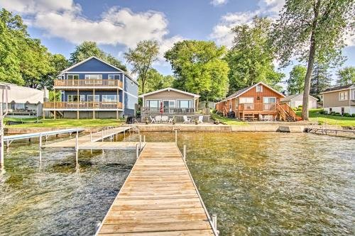 Photo of Lake George Cottage on the Lane with Dock and Kayaks!
