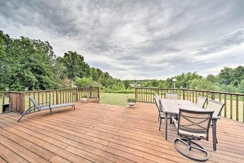 Photo of Spacious Apt with Fire Pit and Lake Sugema Views!